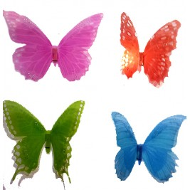 3D Art Wall Decor - Butterflies