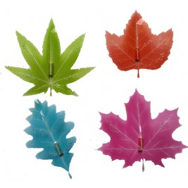 3D Art Wall Decor - DIY - Leaves