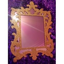 3D Decorative Mirror Sticker