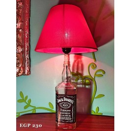 Table Lamp - Jack Daniels Design 02- handmade