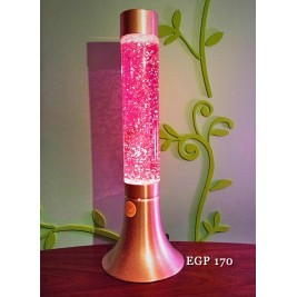 Lava lamp fuchsia design - Funky Retro GLITTER Soothing Relaxing Mood Lighting