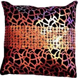 VAZA Handmade Golden Cushion